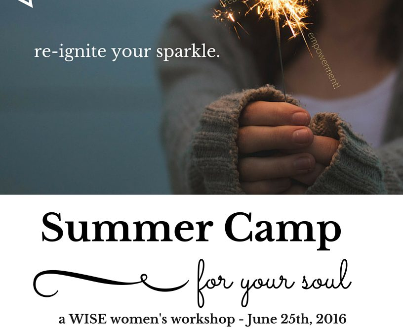 **Summer Camp for your soul**