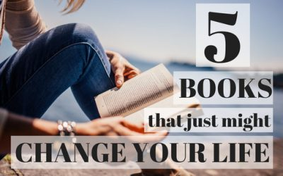 5 books that might just change your life