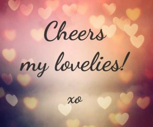 To all the fiercely bright burning stars: