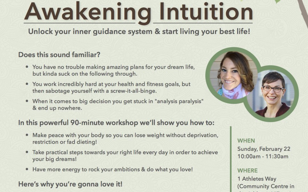 Awakening Intuition Workshop
